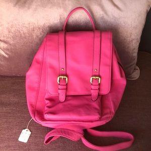 Pink backpack 🎒